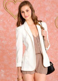 tellin' ya, I will get a blazer. :)