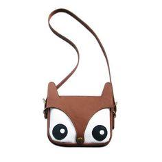 Foxy Leather Bag