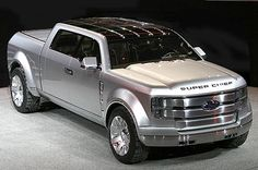 Ford Super Chief Concept #ford #truck #super #chief #concept #design #pickup #beyerford #morristown #newjersey #nj