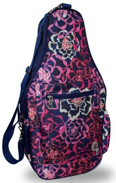 Check out our Fiona (Navy Floral) NTB Ladies Pickleball Bags! Find the best tennis gear and accessories at Lori's Golf Shoppe. Click through now to see this Pickleball Bags!