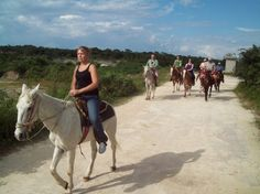 Cozumel horseback riding tour excursion through the jungle and to a beautiful Cozumel beach resort! Save by booking online - only with Cozumel Tours! Cozumel Beach, Cozumel Cruise, Cozumel Island, Cozumel Mexico, Vacation Resorts, Beach Resorts, Vacations, Jamaica Travel, Mexico Travel
