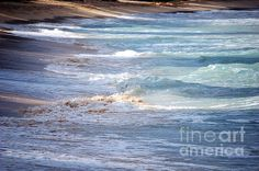 Bellows Beach Oahu Hawaii Original photograph by John Ellis