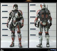 republic commando armor - Buscar con Google