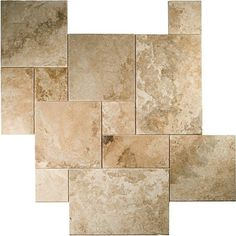 "Available to order directly from BV Tile & Stone. Contact us today (714) 772-7020. Retail and Wholesale. Travertine 4sz. Pattern Sets Honey Rustic 8""x8"" - 8""x16"" - 16""x16"" - 16""x24"""