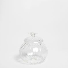 Glass Butterfly Jar - Accessories - Bathroom | Zara Home Croatia