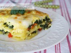 Patatesli Ispanak Graten Tarifi | Kevser'in Mutfağı - Yemek Tarifleri