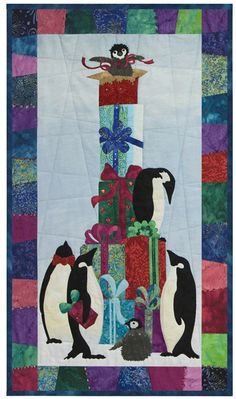 PineNeedles.com : All Wrapped Up quilt by McKenna Ryan
