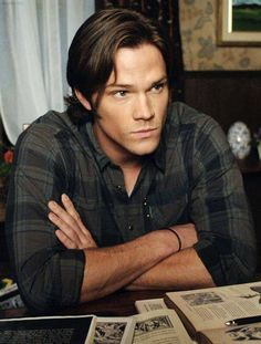 jared padalecki is a god along with jensen ackles
