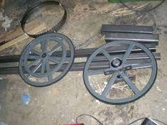 Bandsaw Wheels Bandwheels 18 Pair W Shaft Brand New Real Bandweels For Sawmill Noname