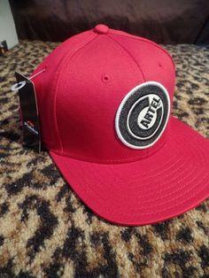 4900e717107 CARTEL 13 American Flag Baseball Cap Trucker Hat PUKKA RED Lost Key  Embroidered  Pukka  BaseballCap