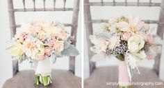 Dusty Miller Wedding Flowers – Blah to Beautiful only takes a few leaves!