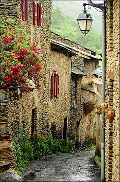 Evol, Languedoc-Roussillon, France want to visit this awesome place soon. repinned by www.smg-treppen #smgtreppen