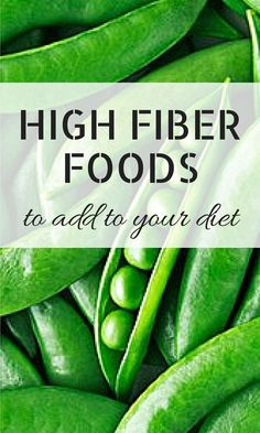 The good news: Not only is boosting your fiber intake easy but it's tasty too! Read on for our top 10 list of fiber-rich foods. #highfiber