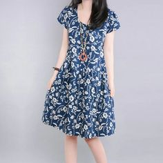 cute dress (this is maternity, but love the fabric and style)