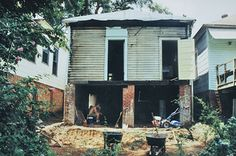 BEFORE: Two-Story Home Addition