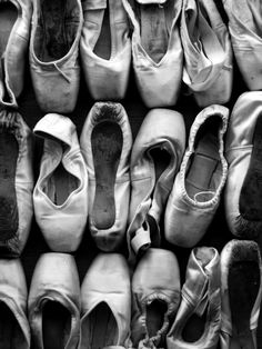 NY City Ballet uses 8500 pointe shoes a year. Donate to their shoe fund, or to the Ballet company near you. Pointe Shoes, Ballet Shoes, Toe Shoes, Ballerina Shoes, Ballerina Slippers, Ballet Feet, Grands Ballets Canadiens, The Dancer, Dance Like No One Is Watching