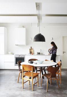 Stole af Børge Mogensen og Arne Jacobsen