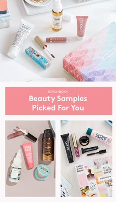 The original subscription beauty box of makeup, haircare, and skincare samples personalized for you and shipped to your door monthly. Discover your look. Beauty Care, Diy Beauty, Beauty Skin, Beauty Makeup, Beauty Style, Beauty Tips, Beauty Hacks, Perfume Glamour, Make Up