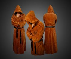 Jedi Bathrobe - Someone you know wants this #giftidea (maybe you?)