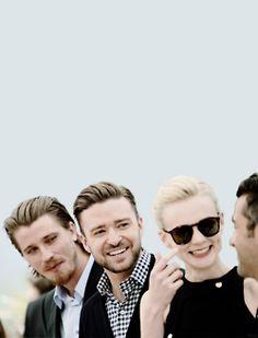 Inside Llewyn Davis: Carey Mulligan, Justin Timberlake, and Garrett Hedlund Beautiful Men, Beautiful People, Carey Mulligan, Hollywood, Celebrity Gallery, Inspiration Mode, Justin Timberlake, Famous Faces, Pretty People