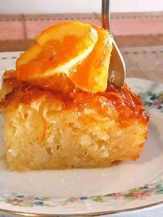 Greek Sweets, Greek Desserts, Kinds Of Desserts, Greek Recipes, Light Recipes, Sweets Recipes, Cooking Recipes, Non Chocolate Desserts, Cyprus Food