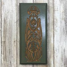 Albert Einstein Quote Wooden Wall Hanging Art Sign TILE Plaque Home Decor Gift
