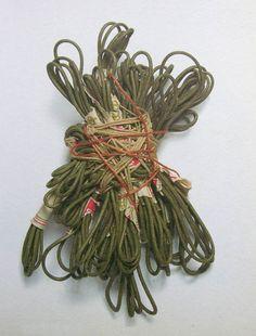 Sheila Hicks fiber genius sweetpeapath:  by Sheila Hicks