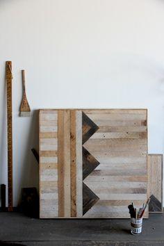 Wood patchwork with Ariel Alasko