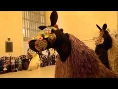 Nick Cave Brings Art, Sculpture to Life With 'Soundsuits' - YouTube