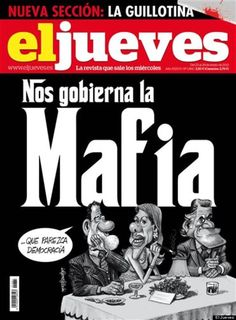 """""""De El Jueves se esperan portadas así"""". La directora de la revista satírica, Mayte Quílez, se muestra satisfecha del resultado final de su ú..."""
