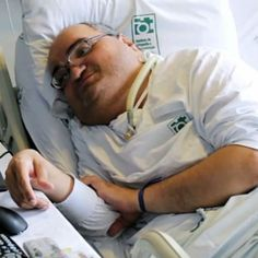 For the last 45 years — almost his entire life — Paulo Henrique Machado has lived in the hospital. He had polio as a baby, and is still hooked up to an artificial respirator for 24 hours a day at Clinicas hospital in Sao Paulo, Brazil.