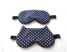 Stars Eye mask Sleep mask eye sleep mask Kitty eye by BowFantasy