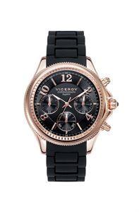 Reloj Viceroy Penélope Cruz, es todo elegancia con un toque agresivo en su forma de vestir, en correa de silicona de lo más resistente y funciones de cronógrafo de máxima calidad. www.relojes-especiales.net #watches #penélopecruz #chic