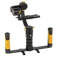 5. Beholder Gimbal & Dual Grip Handle for DSLRs & Mirrorless Cameras