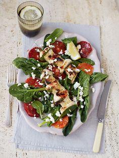 Garlic Bread & Chicken Kebabs | Chicken Recipes | Jamie Oliver