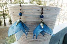 Martinuska / Royal modré sukienky