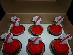 Cupcakes del Rayo!