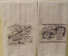 LittleMissMaggie: Tea Towels