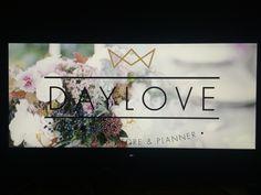 Daylove inspirationwedding