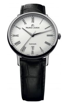Maurice Lacroix Les Classiques Tradition Mens watch, model number - lc6067-ss001-110