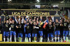 ¡Campeones Concacaf 2014!