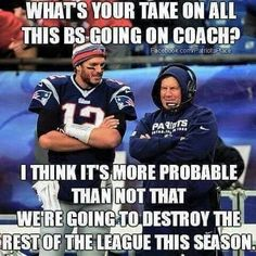 I'd say it's more probable than not that you are right coach!!