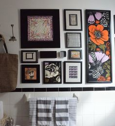 Apartment Therapy Contributor Style: Erin's Own Bathroom