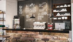 The Coffee Shop on Behance