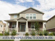 An expected 10,000 homes to be built in Denver this year as builders respond to influx of new residents. Is this a good time to buy?