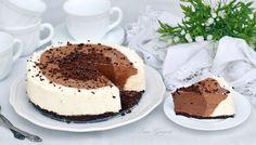 Nemáte troubu nebo se vám ji prostě nechce roztápět, a přesto byste si rádi dali cheesecake? Snadná pomoc. Zapojte do hry želatinu a čokoládu.