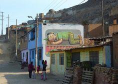 el Decertor in Huachipa, Peru