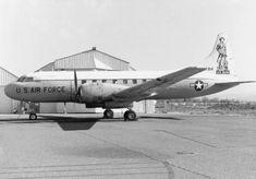 C-131B New Mexico ANG parked - Convair C-131 Samaritan - Wikipedia