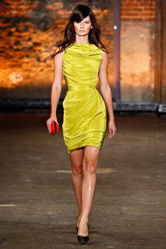 Christian Siriano Spring 2012 Ready-to-Wear Collection Photos - Vogue