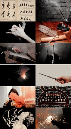 Defense Against the Dark Arts is a core class and subject taught at Hogwarts School of Witchcraft and Wizardry. In this class students learn how to magically defend themselves against Dark Creatures, the Dark Arts, and other dark charms. Offensive magic is also taught in this class, such as how to duel, which requires the use of both offensive and defensive magic. #harrypotter #aesthetic